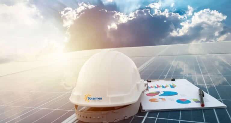 Comment entretenir des panneaux photovoltaïques ?