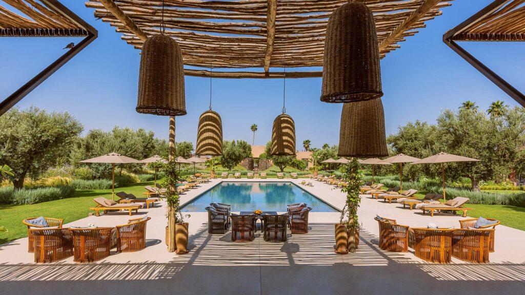 Hôtel The Source Marrakech