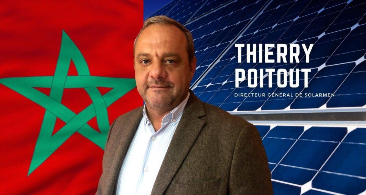 Thierry Poitout, Directeur Général de Solarmen