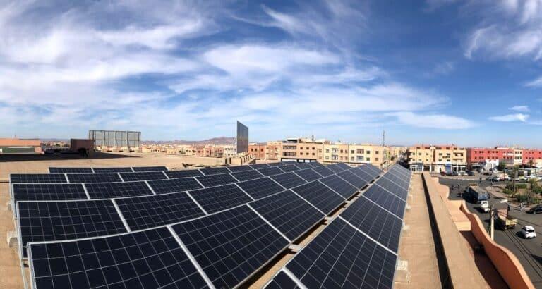 Quel est l'intérêt d'un bâtiment photovoltaïque ?