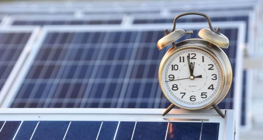 Durée de vie des panneaux photovoltaïques au Maroc