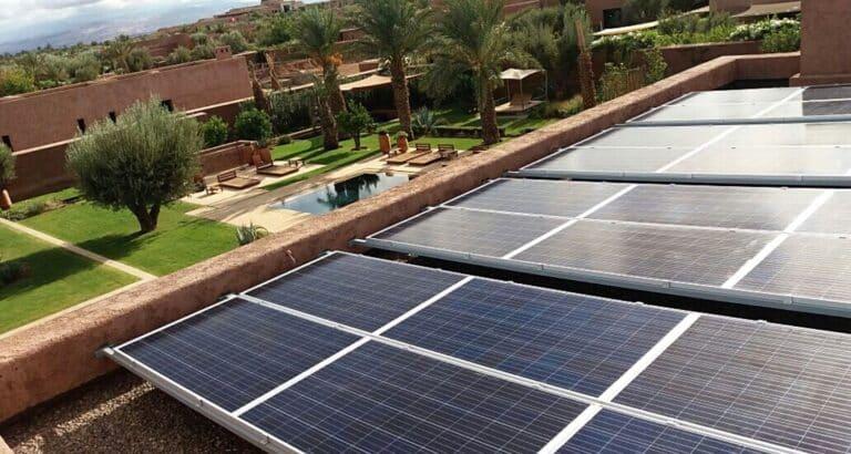 Installation photovoltaïque sur une villa à Marrakech: pourquoi?